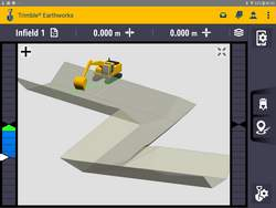 Trimble Earthworks Version 1.6 – Was ist neu?