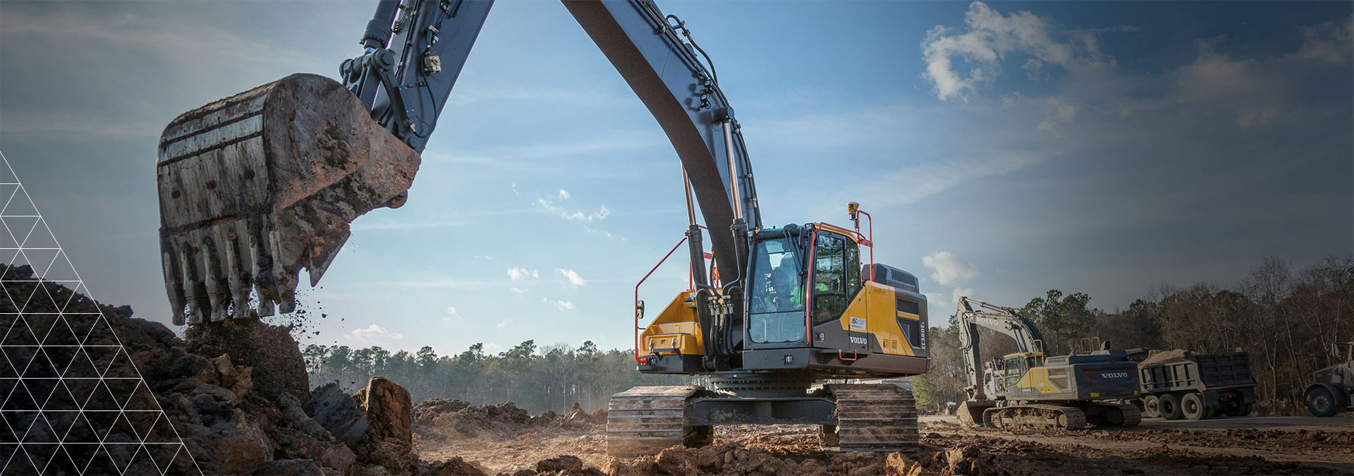 >TRIMBLE EARTHWORKS BAGGER